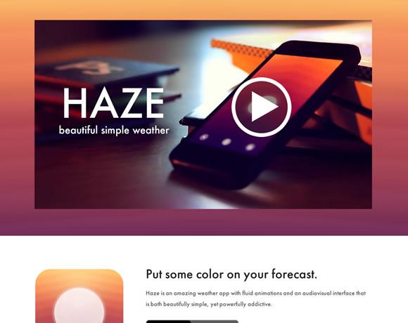 21 Beautiful iPhone App Websites