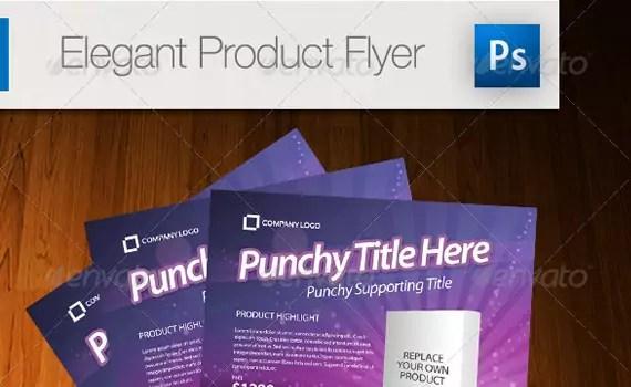 Elegant-product-premium-print-ready-flyers