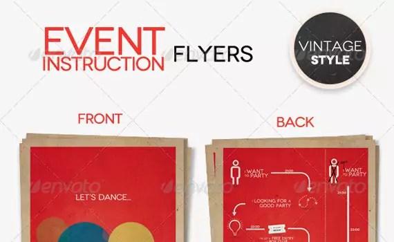 Event-instruction-premium-print-ready-flyers