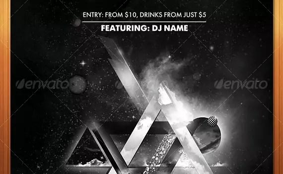 Stunning-nightclub-premium-print-ready-flyers