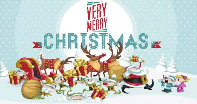 merry-christmas-characters-funny-vector-santa-clous