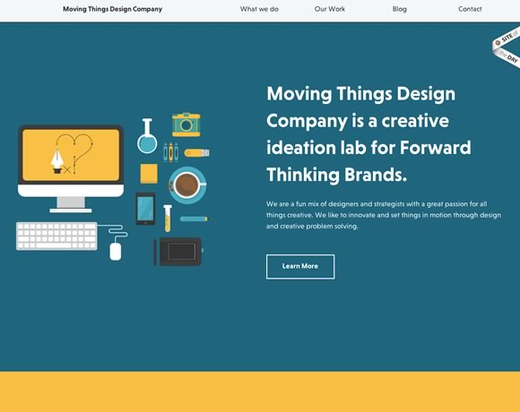 15 Inspiring Examples of Illustration in Web Design