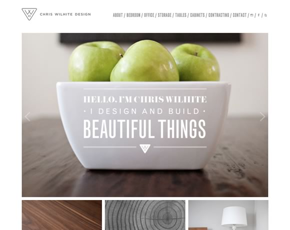 19 Examples of Minimalistic Web Designs