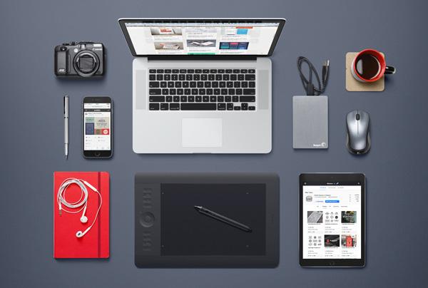 3.Designer Desk Essentials