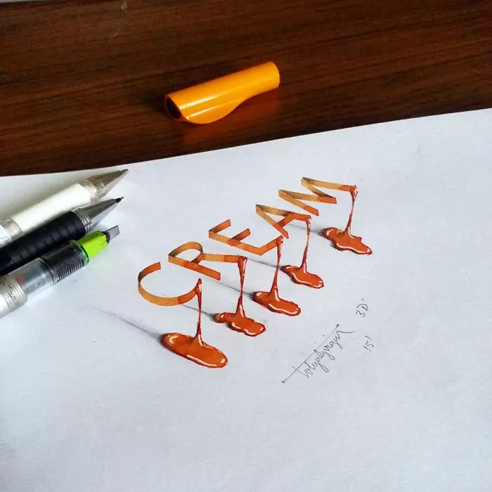 3d-anamorphic-lettering-illustrations-calligraphy-tolga-girgin-1