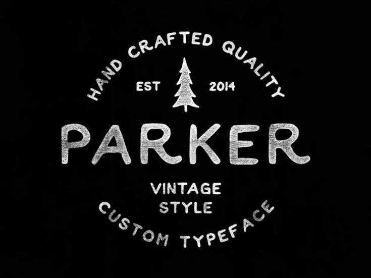 parker-best-free-logo-fonts-070