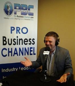 Rob on PRC Buck head Business Show