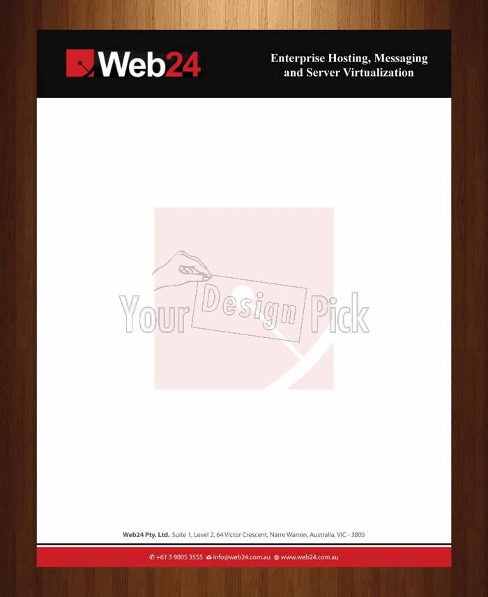 letterhead design graphic designing