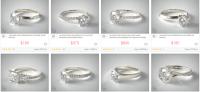 New fashion wedding ring: Types of wedding ring settings