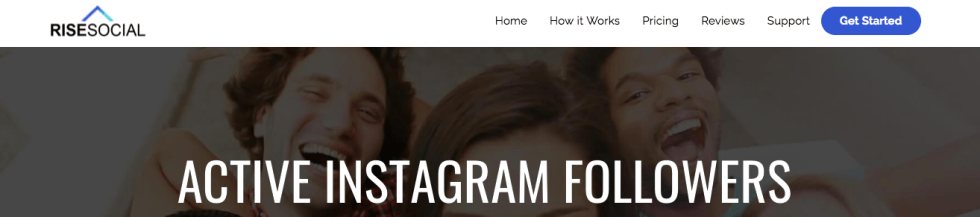 Rise Social - instagram