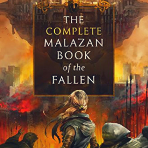 the malazan book of the fallen