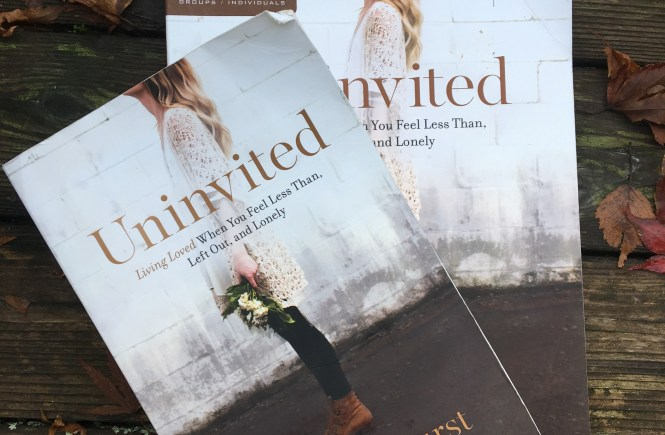uninvited book review