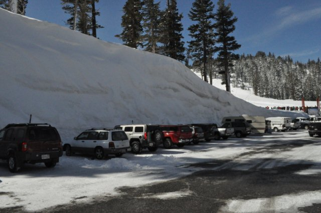 Mammoth Park and Ride
