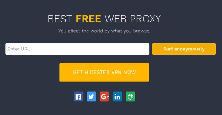 Web Proxies For RARBG