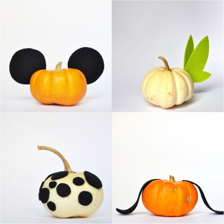"""easy pumpkin decorating ideas"""