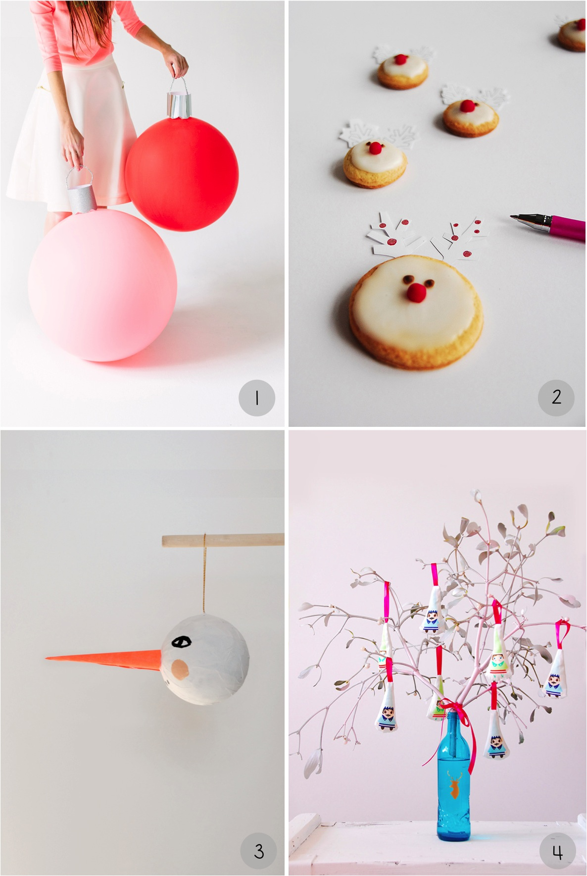 easy christmas diy crafts
