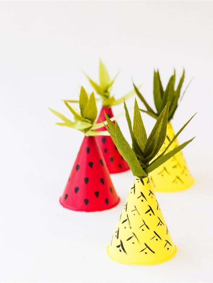 5 fun ideas to make your own party hats