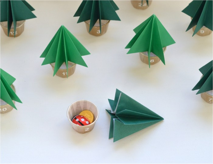 """DIY advent calendar ideas"""