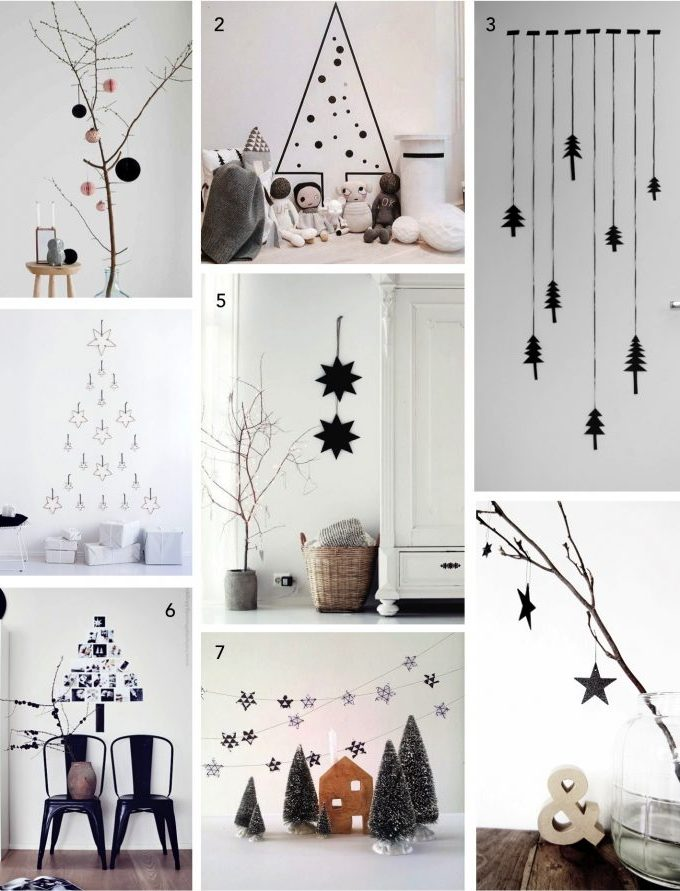 No space for a Christmas tree? Here are 8 alternatives.