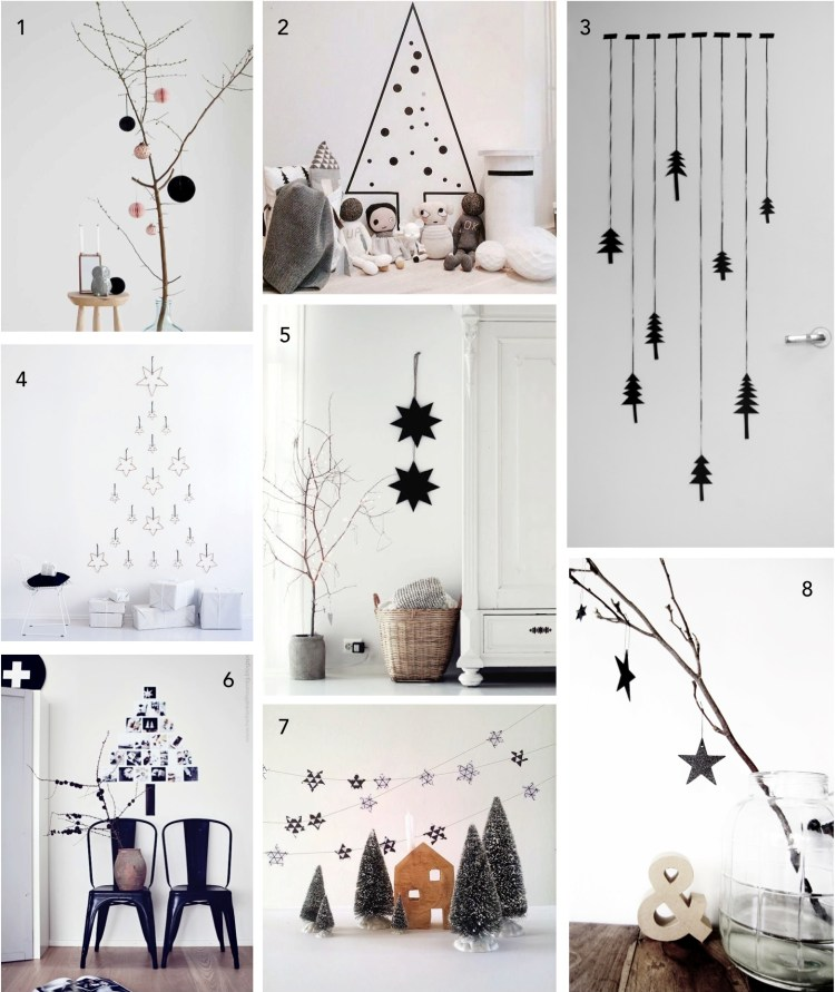"""best alternative DIY Christmas trees"""