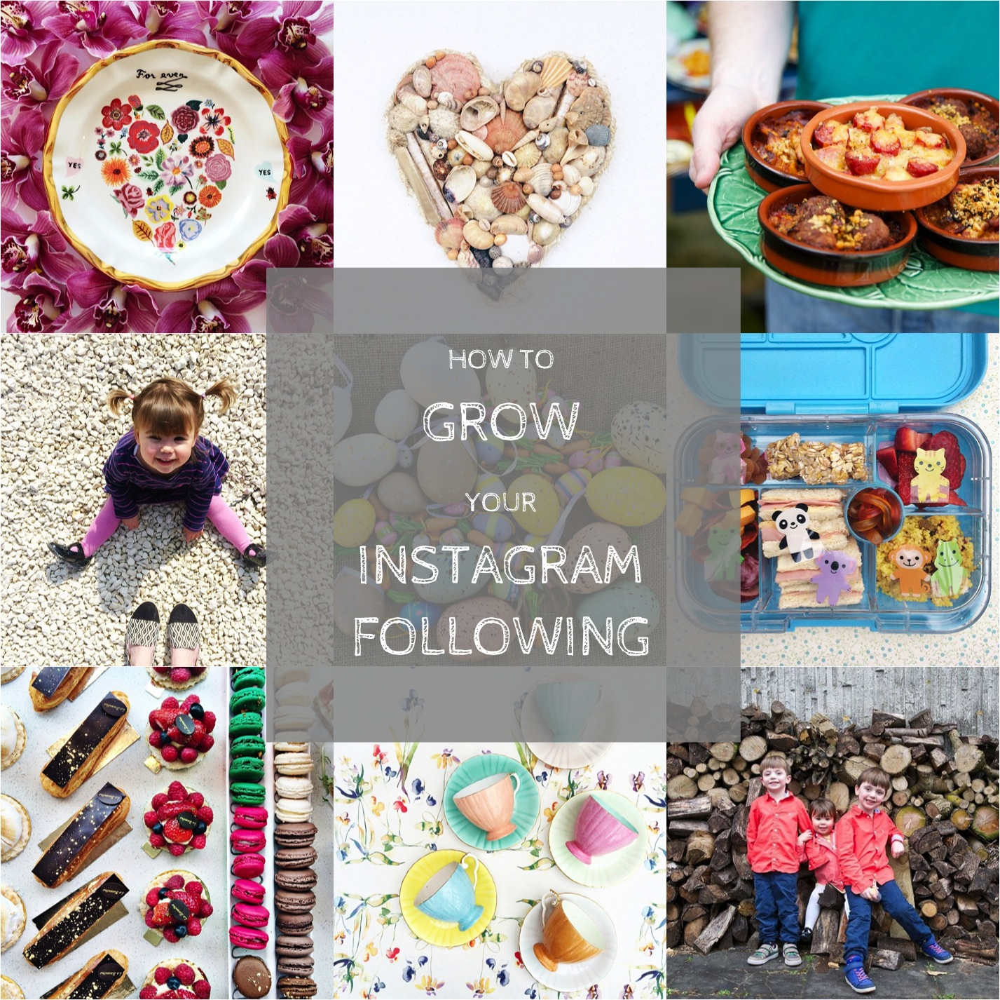 how to grow my business on instagram