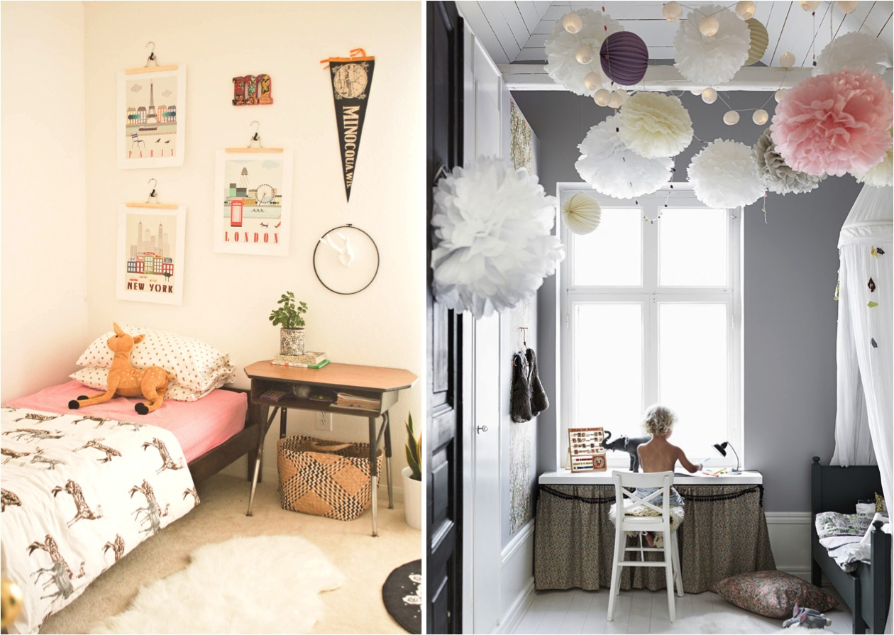 Delicieux Decor Ideas For Small Kids Bedrooms