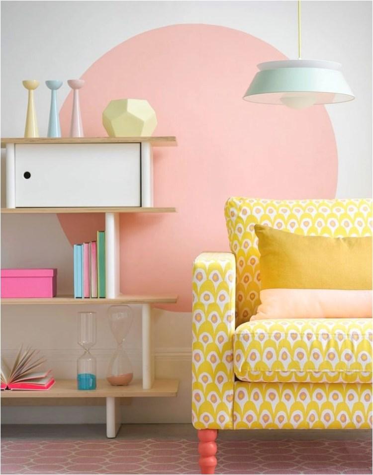 creative wall painting ideas bedroom