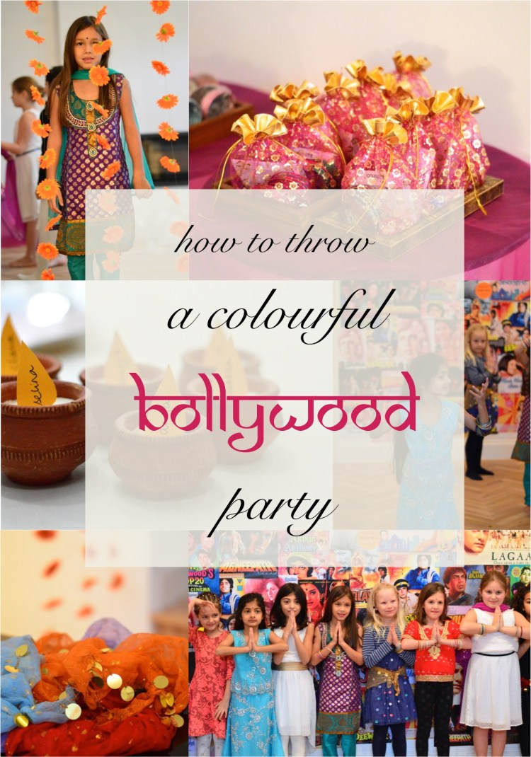 How to throw a colourful Bollywood party - DIY home decor - Your DIY ...