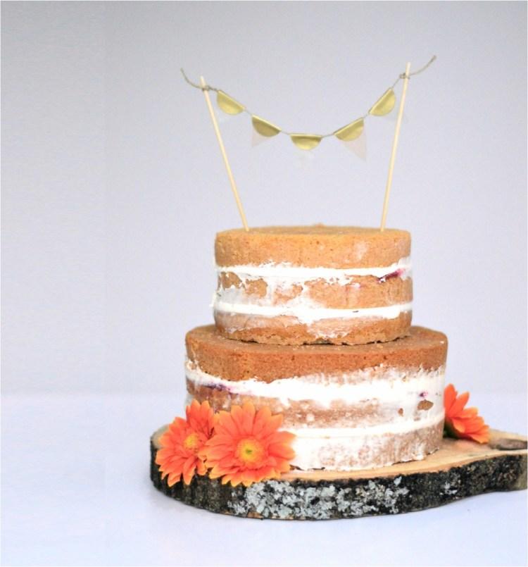 naked cake ideas