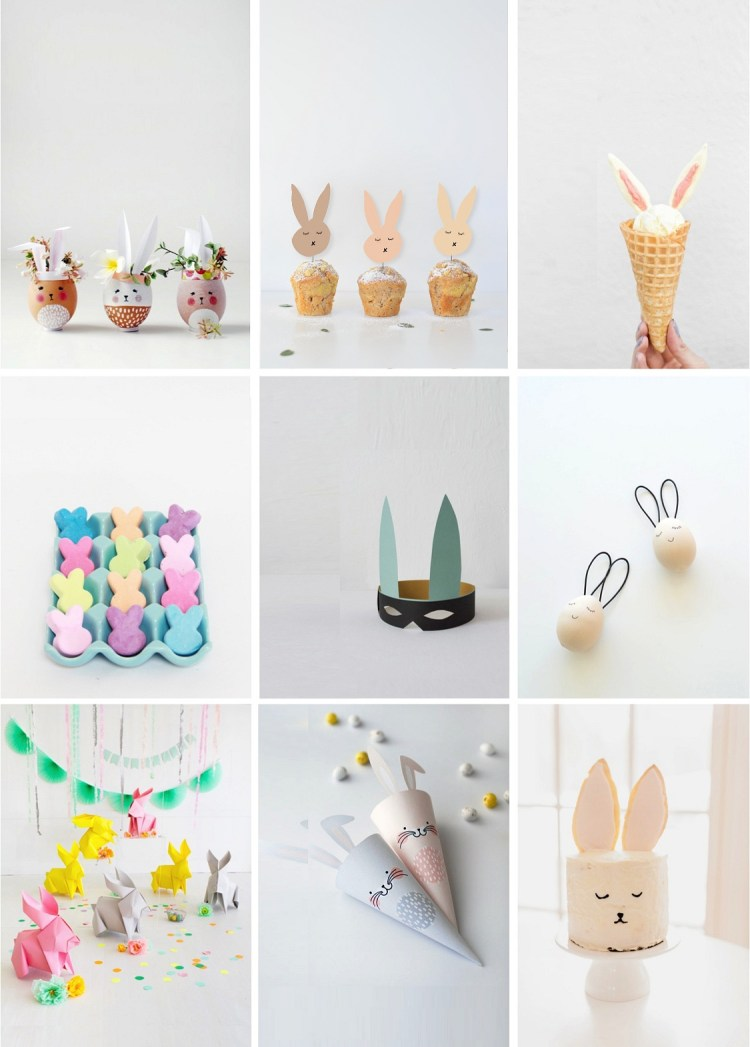9 best Easter bunny crafts
