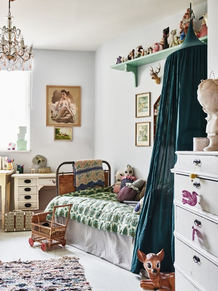 vintage kids room decor ideas