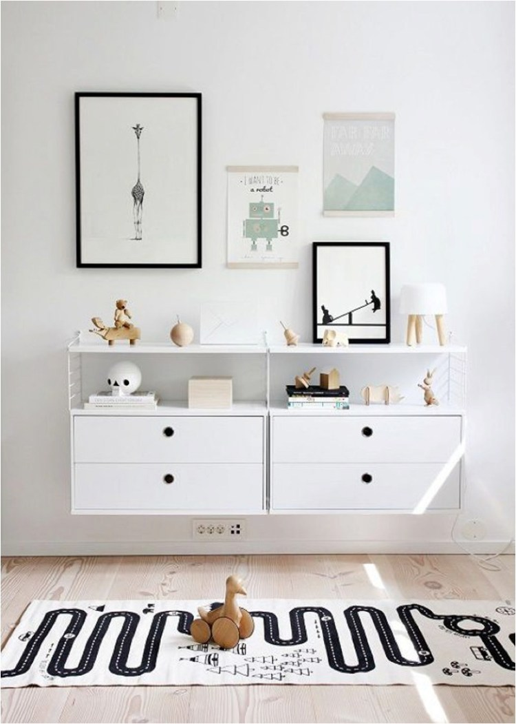 storage ideas for childrens rooms