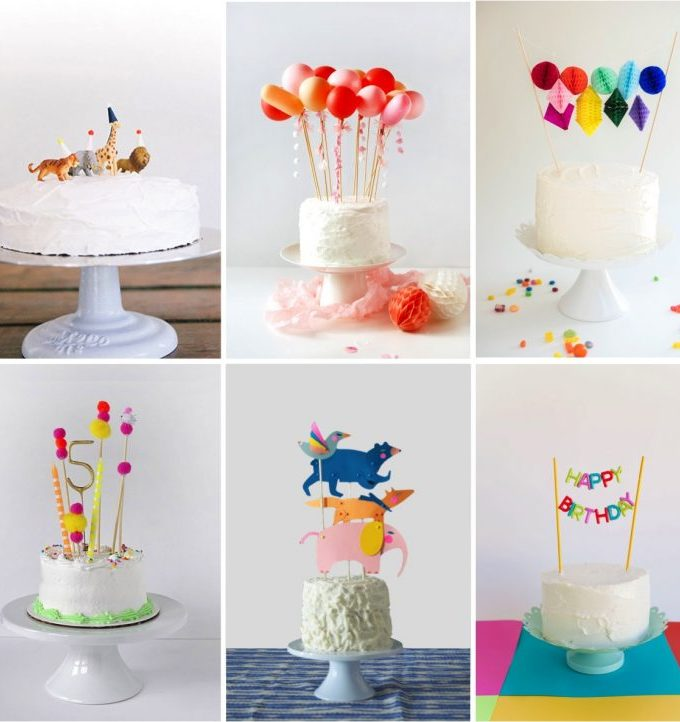 6 easy cake decorating ideas that anybody can recreate
