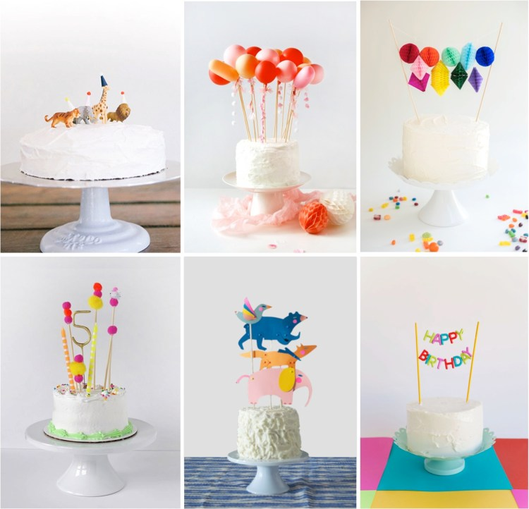 6 easy cake decorating ideas that anybody can recreate  ~ 222742_Cake Decoration Ideas Diy