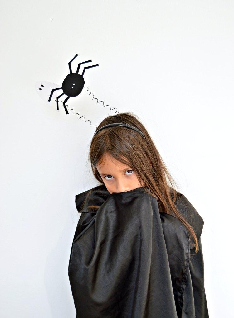 DIY Halloween headbands
