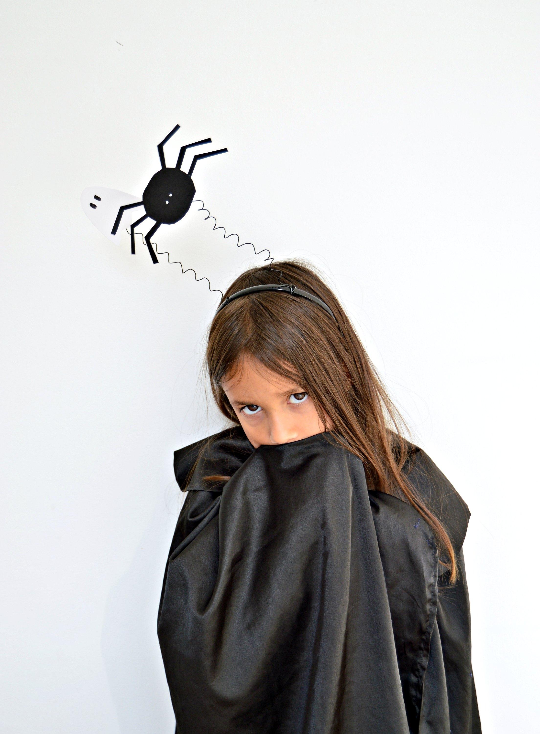 bouncy diy halloween headbands (with video!) - diy home decor - your