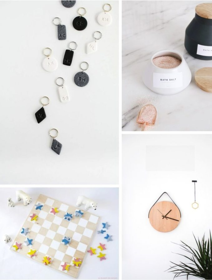 24 DIY homemade Christmas gifts for the whole family