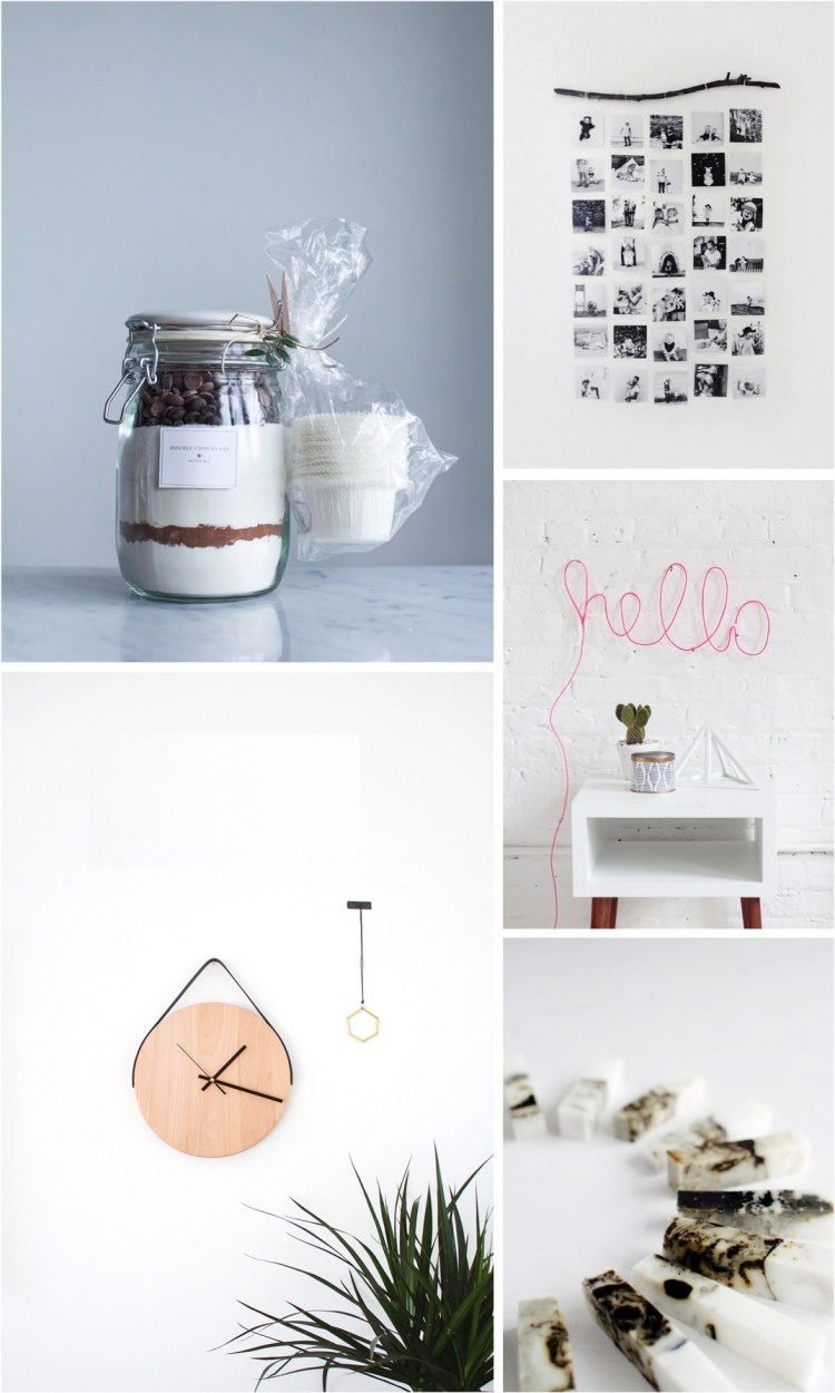 DIY gifts for the home