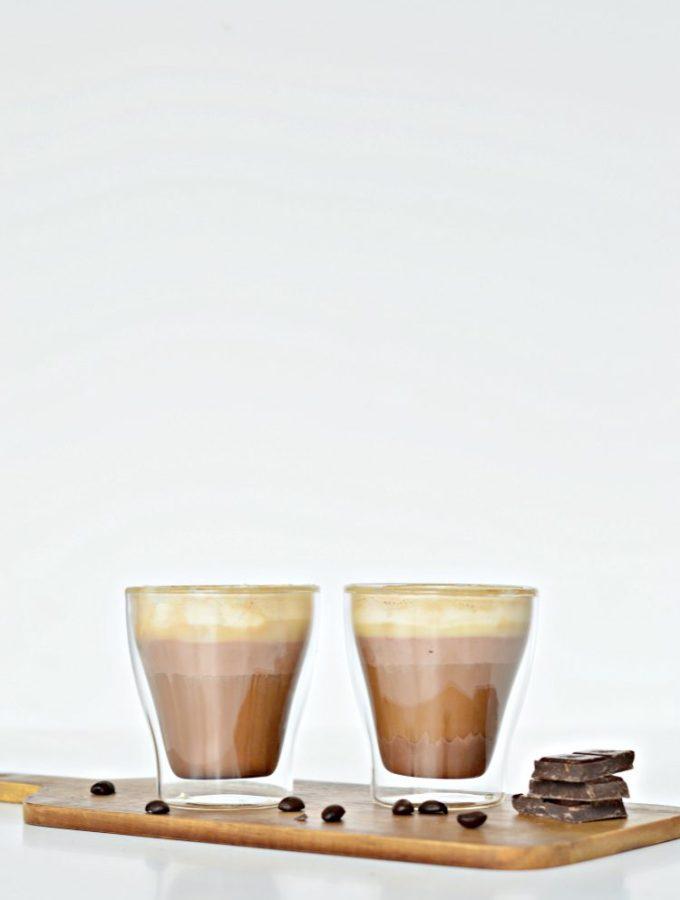 Hug in a mug: The best hot chocolate coffee drink ever