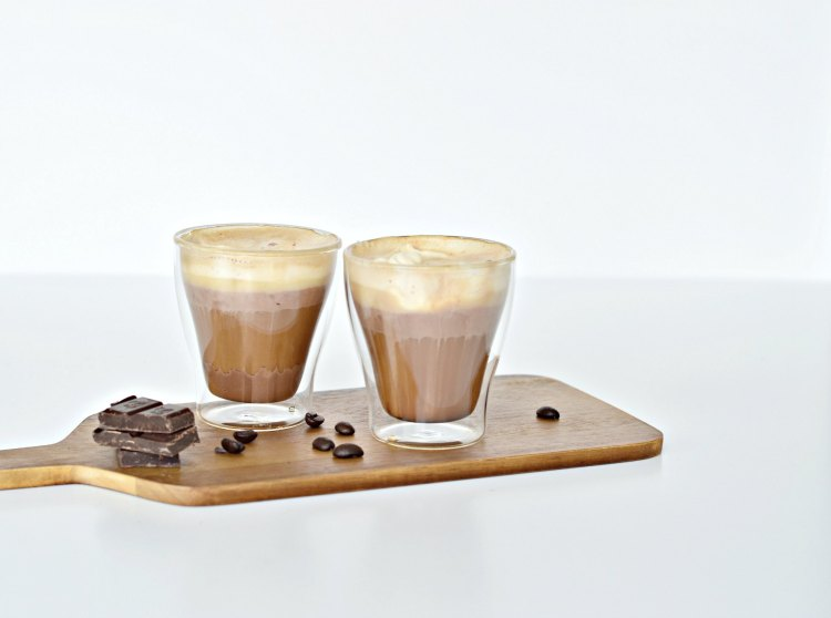chocolate coffee drink recipe