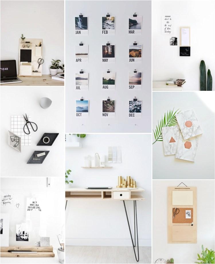 desk organization ideas diy