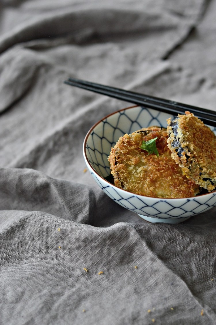 Love katsu curry? Try this veggie version with crispy, golden aubergine. So easy to whip up for a delicious and satisfying family meal.
