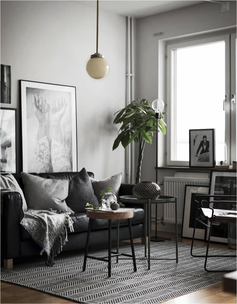 8 clever small living room ideas (with Scandi style) - DIY ... on Small Living Room Decor Ideas  id=81021