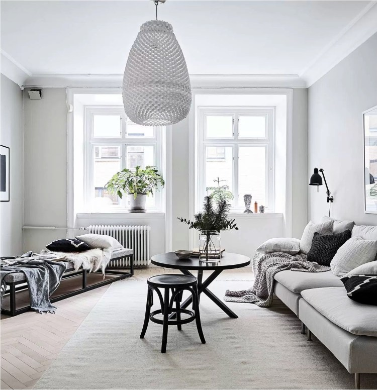 15 Clever Ideas To Decorate Your Small Living Room: 8 Clever Small Living Room Ideas (with Scandi Style)