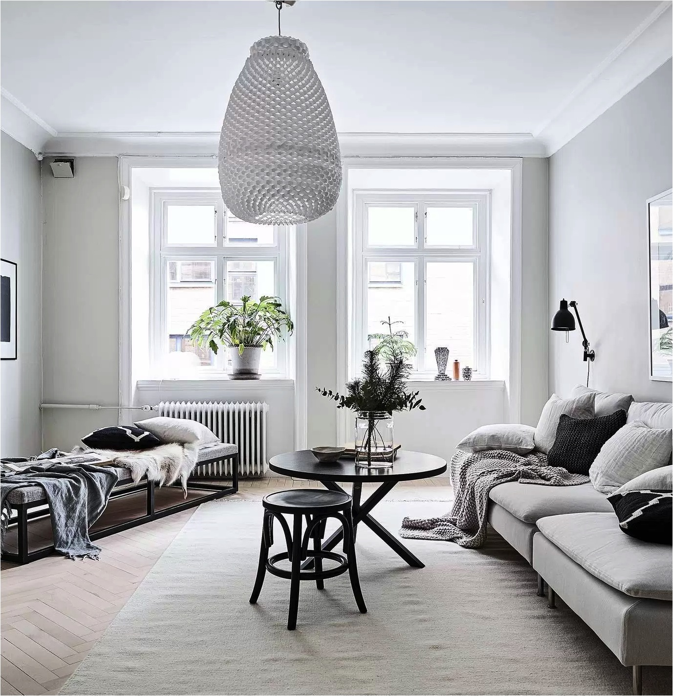 8 clever small living room ideas (with Scandi style) - DIY home ...