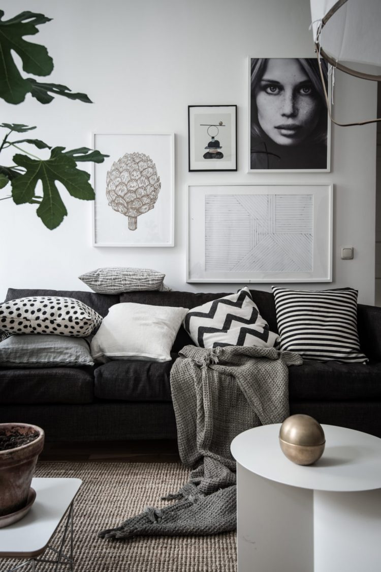 Room Decor: 8 Clever Small Living Room Ideas (with Scandi Style)