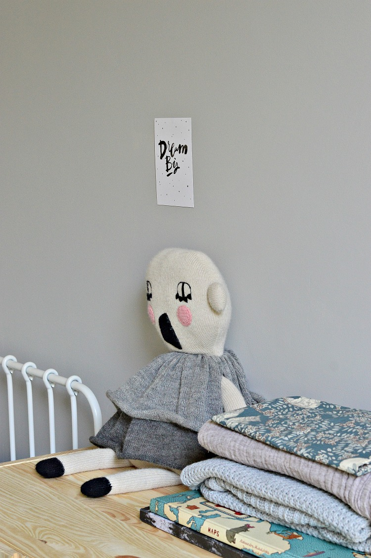 scandinavian style kids bedroom ideas