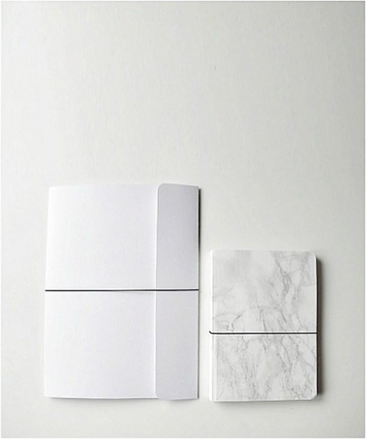 DIY A4 folder