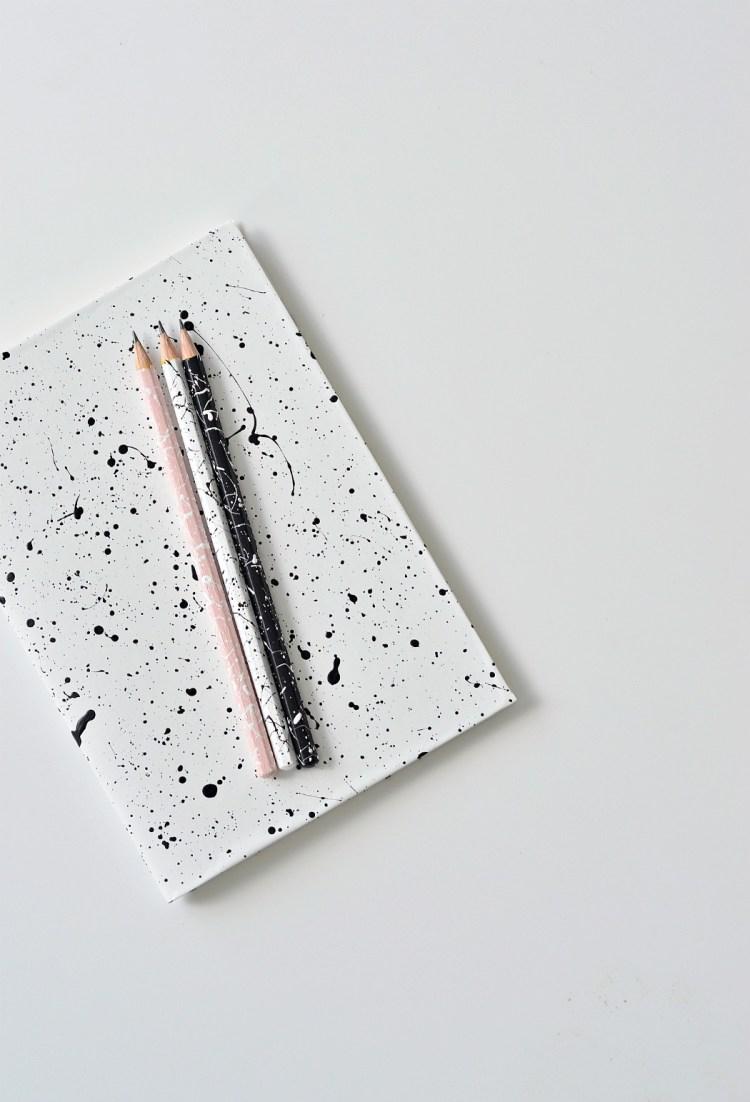 diy notebook cover design