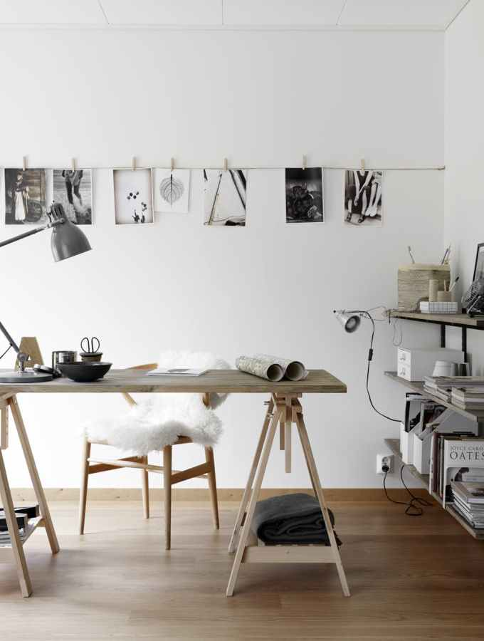 5 quick diy's that will instantly make your desk tidier